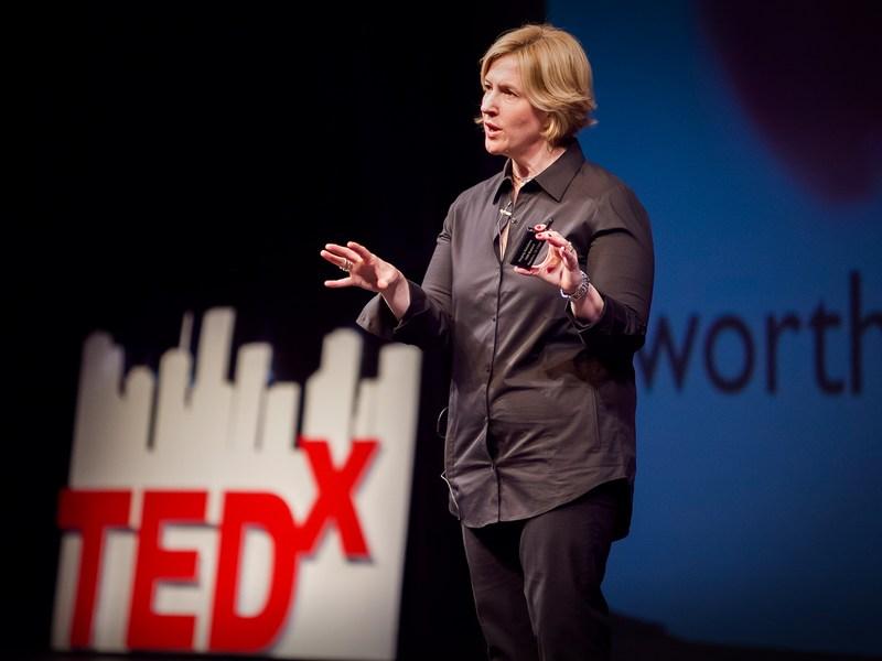 New ESl lesson plans - Brene Brown: The power of vulnerability