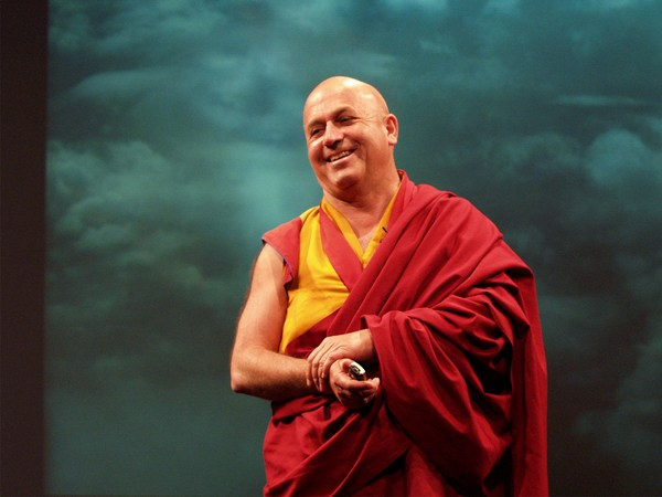 Matthieu Ricard: The habits of happiness | Talk Video | TED.com