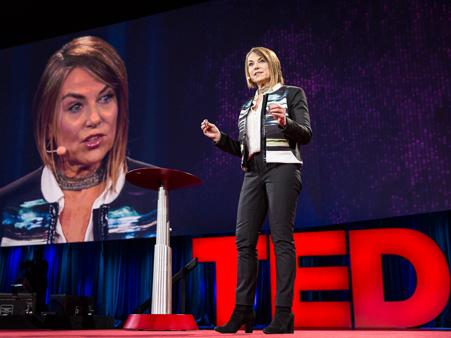 TED2015: Passion and Consequence