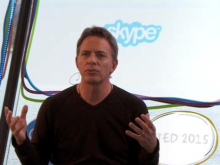 TED2015 Skype in the Classroom with Dan Pallotta